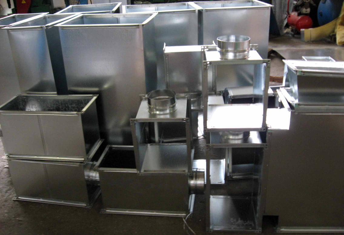 Короба вентиляции в Казани на заказ