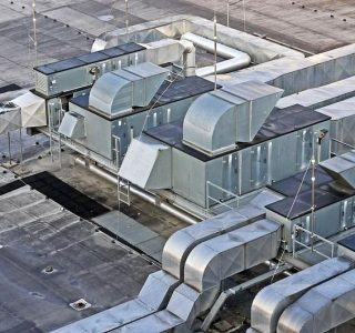вентиляция на крыше круглая квадратная